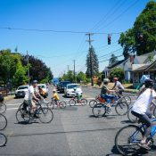 A north Portland Sunday Parkways photo gallery