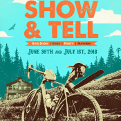 For unpaved road lovers, it's a 'Show & Tell' weekend