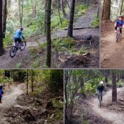 Ride new coastal forest singletrack at the inaugural Whiskey Run MTB Festival