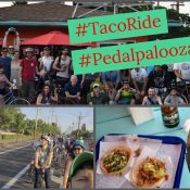 Pedalpalooza is rolling with tacos, a tiki bar bike, a pedaled wedding, and so much more