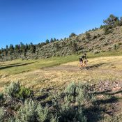 With 'Skull' event, Burns stakes a claim as America's best gravel riding destination