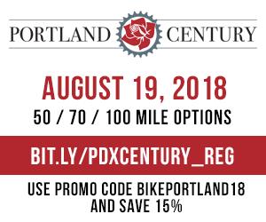Portland Century August 19th