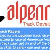 Alpenrose Track Class