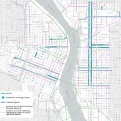 With more space for biking and buses, PBOT unveils future of central city streets