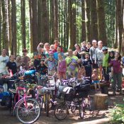 Kidical Mass Goes Camping!