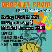 Dropout Prom (Pedalpalooza)