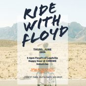 Ride with Floyd Landis
