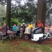 Finding a family-friendly Pedalpalooza