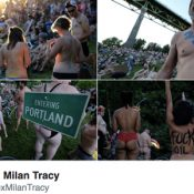 North Portland hosts thousands for annual Naked Bike Ride