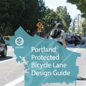 Here's how we build it: PBOT releases draft version of Protected Bike Lane Design Guide