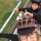 Family biking: What type of infrastructure is important to you?