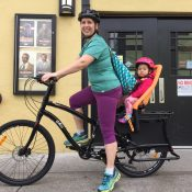 Family biking profile: Elizabeth Decker has rediscovered the fun