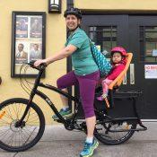 Family biking profile: Elizabeth Decker has rediscovered the fun
