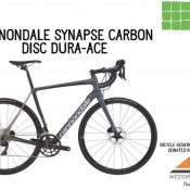 Cannondale Synapse Bike Raffle Drawing Party (The Street Trust)