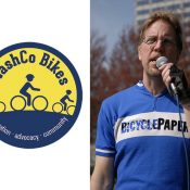 WashCo Bikes hires Joe Kurmaskie as first-ever executive director