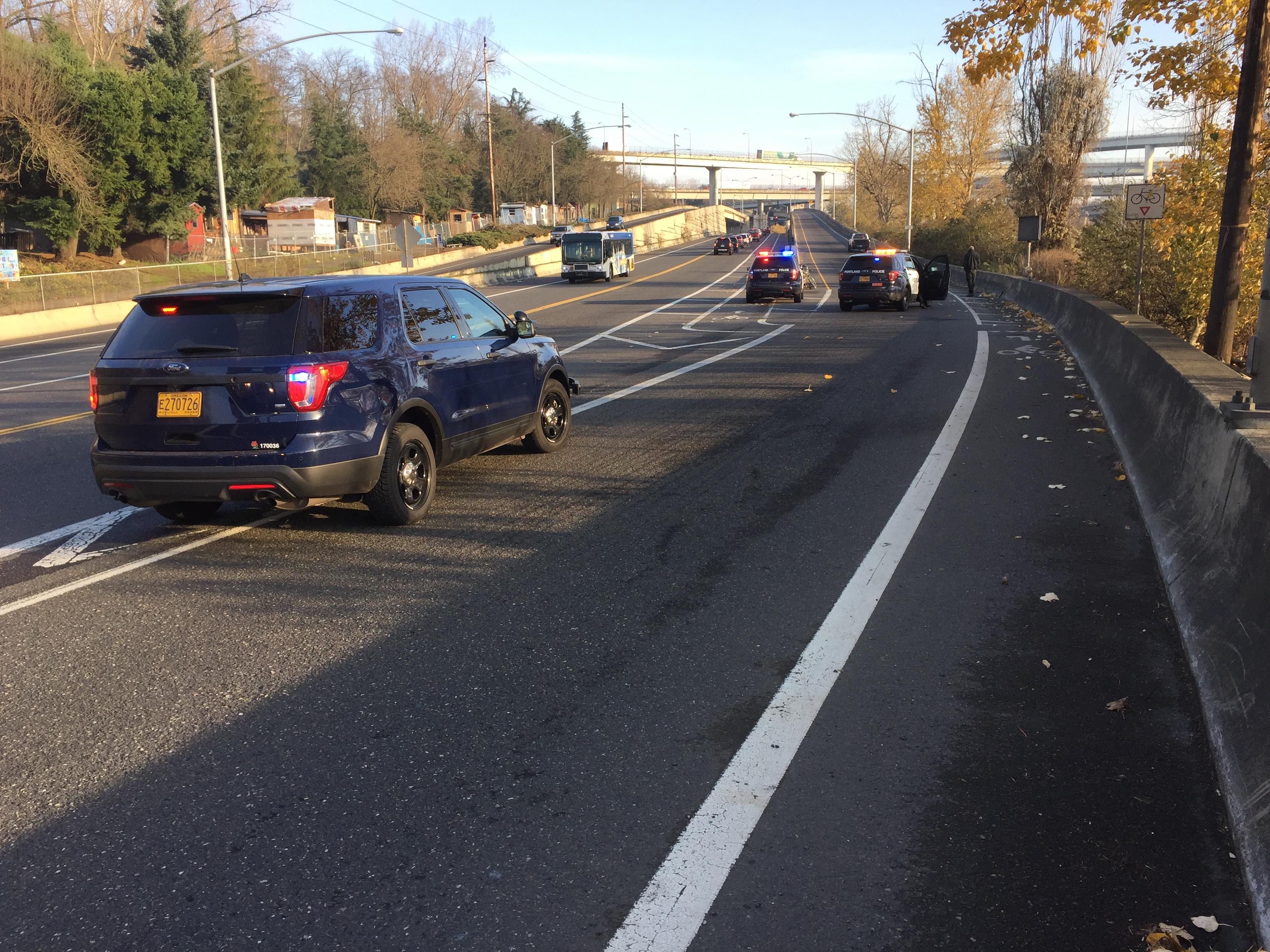Lawsuit says City of Portland was negligent in Greeley Ave crash -  BikePortland org