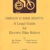 Portland firm releases free legal guidebook for electric bicycles
