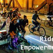 Ride Leader Empowerment Ride (Bike Fun Library)
