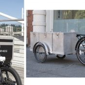 Islabikes and Go Box are the latest Portland businesses to add electric cargo bikes to their fleet