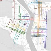 Central City in Motion project discussion (BikeLoud PDX)
