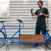 The creations of 'Fiets of Strength' builder Jake Ryder