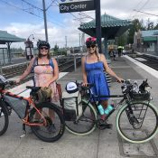 When moms escape: Tackling the unpaved Trask River Road route to the coast