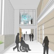 Portland Art Museum changes design to include 'public arcade' through Madison Plaza