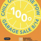 Portland Design Works BBQ & Garage Sale
