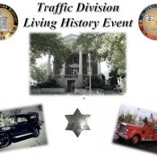 Traffic Division Living History Event (PPB)