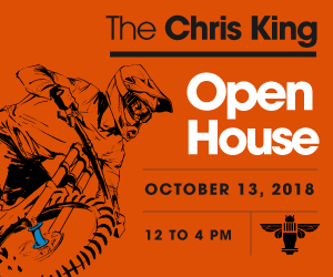 Chris King Precision Components Open House