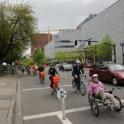 Pressure builds on City of Portland to keep Better Naito in place