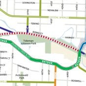 Get ready for another Springwater path closure