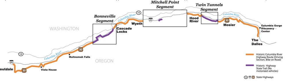 Cascade Locks Fire Map.State Re Opens Fire Damaged Section Of Historic Columbia River