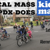 Family Biking: Join us for Kidical Massive this Saturday (9/15)
