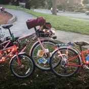 Family Biking: A bike light primer for the approaching season