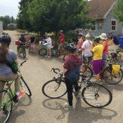 Oregon Legislator Bike Town Hall