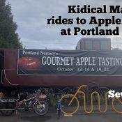 Kidical Mass - Apple Tasting