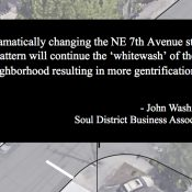 PBOT expands 'engagement with black community' to hear concerns around greenway project