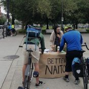 We talked to over 100 people about making Better Naito permanent