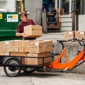 Portland-made Truck Trike stars in UPS cargo delivery pilot program in Seattle