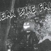 Freak Bike Fall - Alley Cat & Rat Patrol Social Ride