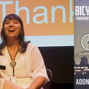 Book Discussion & Reading: Dr. Adonia Lugo on Bicycle / Race