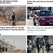 The Monday Roundup: Car ad ban, silly walks, free beer for cycling and more