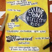 Shine On! Reflective Ride (SE)