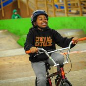 'Betties360' program teaches girls more than riding a BMX bike