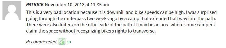 Guest opinion: I'm disturbed by anti-houseless bigotry on BikePortland
