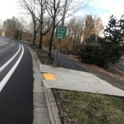 Marine Drive gets buffered bike lanes and new path into Kelley Point Park
