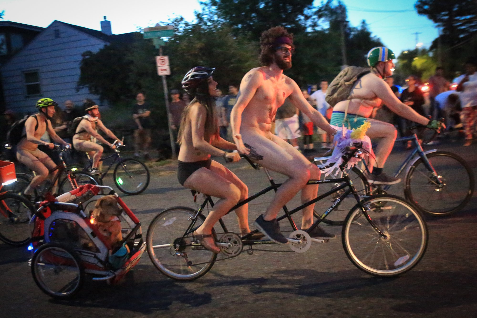 15Th Annual World Naked Bike Ride Is Set For June 29Th -5358