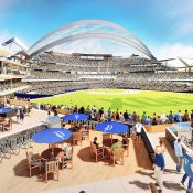 Riverfront stadium proposal raises questions about transportation access