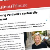 Business group says Portland needs more protected bike lanes